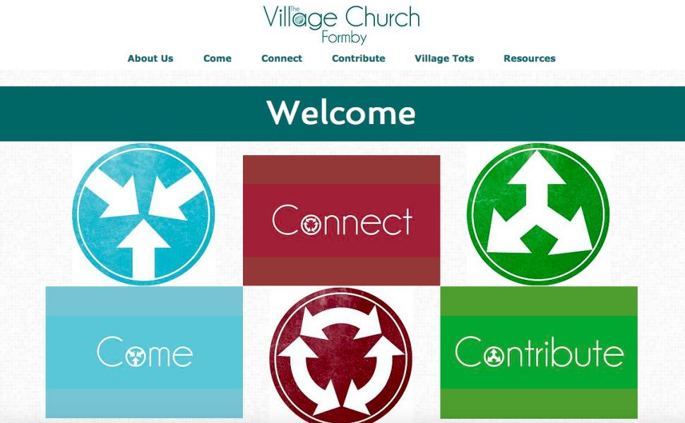 VillageChurchFormby
